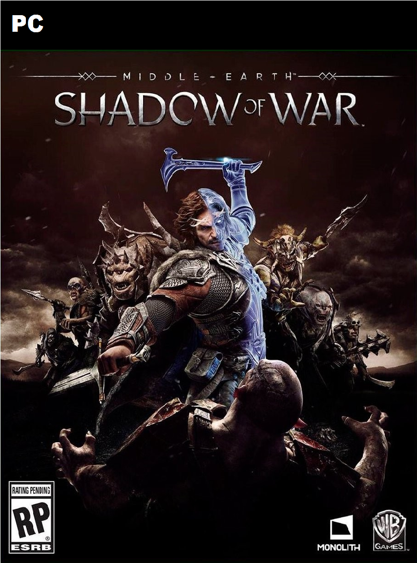 Shadow of War PC DVD.png