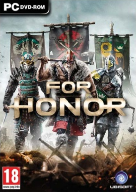 For Honor PC DVD.png
